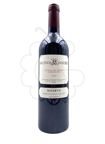 Photo H. Monasterio Reserva red wine