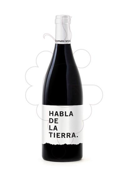 Photo Habla de la Tierra Magnum red wine