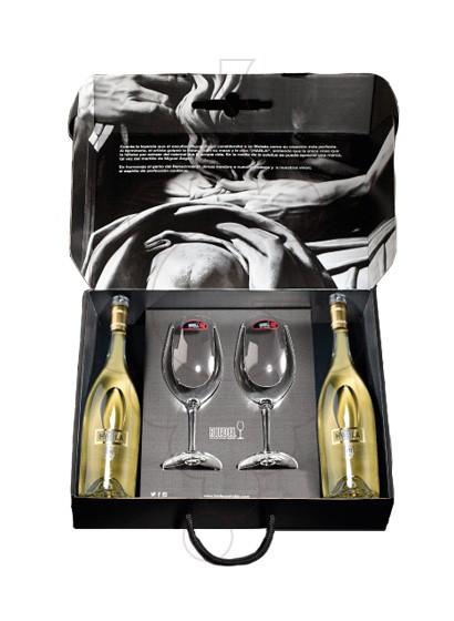 Photo Gift boxes Habla de Ti Pack (2 u + 2 Riedel Glasses)