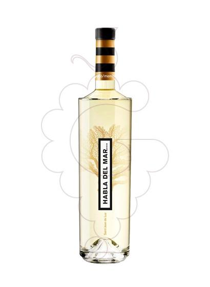 Photo Habla del Mar white wine