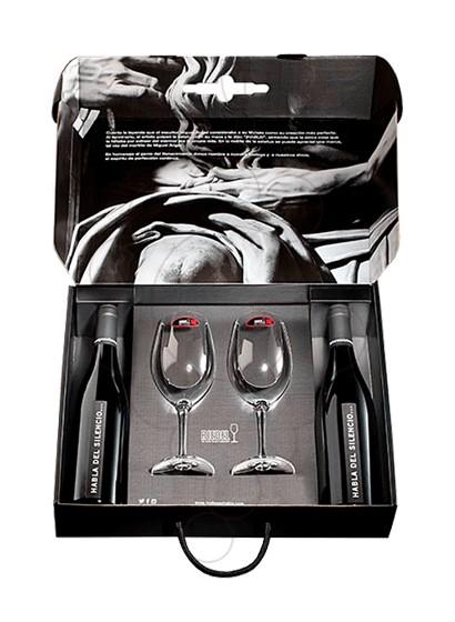 Photo Gift boxes Habla del Silencio Pack (2 u + 2 Riedel Glasses)