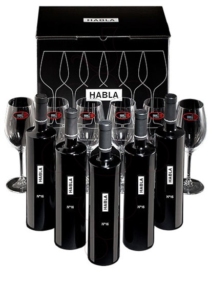 Photo Gift boxes Habla Nº 16 Pack (6 u + 6 Riedel Glasses)