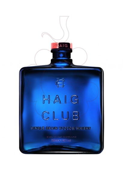 Photo Whisky Haig Club