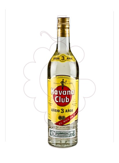 Photo Rum Havana Club 3 Years