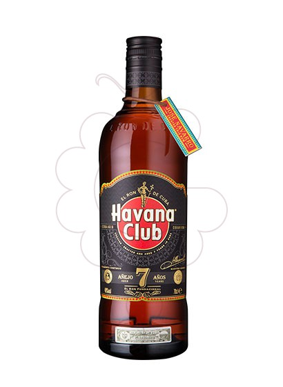 Photo Rum Havana Club Añejo 7 Years
