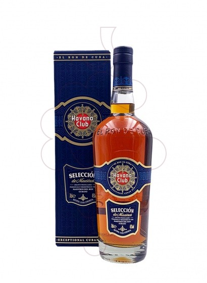 Photo Rum Havana Club Seleccion Maestros