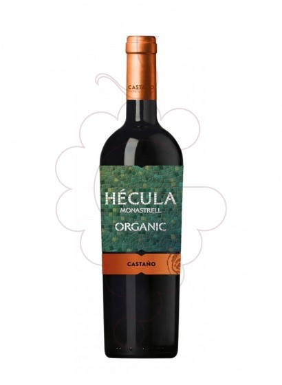Photo Hécula red wine