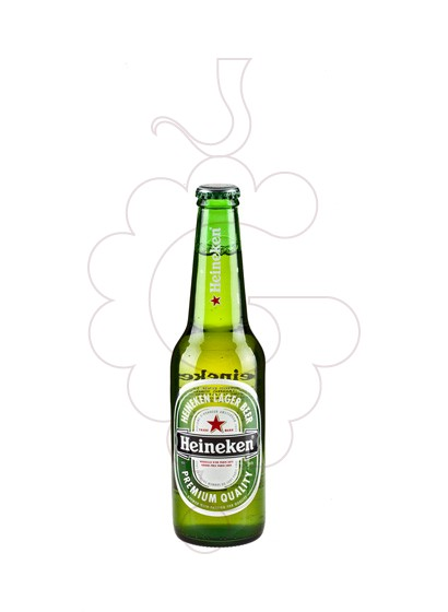 Photo Beer Heineken bottle