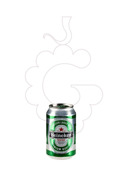 Photo Beer Heineken Holandesa llauna