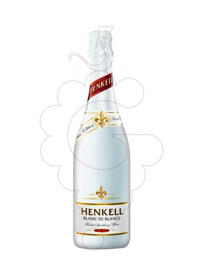 Photo Henkell Sekt Blanc de Blancs sparkling wine