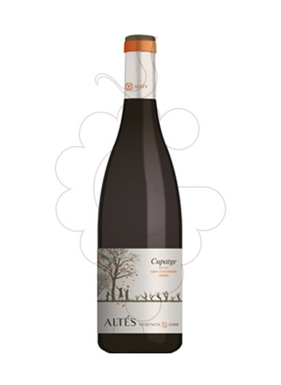 Photo Herencia Altes Cupatge Negre red wine