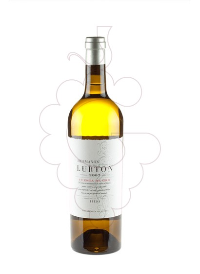Photo Hermanos Lurton Cuesta Oro white wine