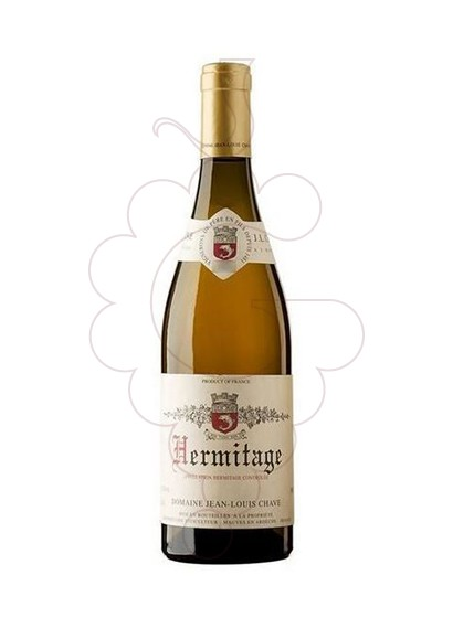 Photo White J.L.Chave Hermitage white wine