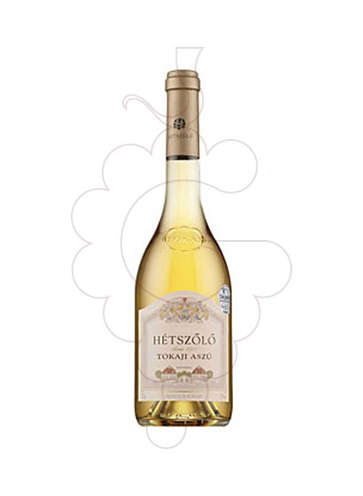 Photo Hetszolo Tokaji 3 Puttonyos fortified wine
