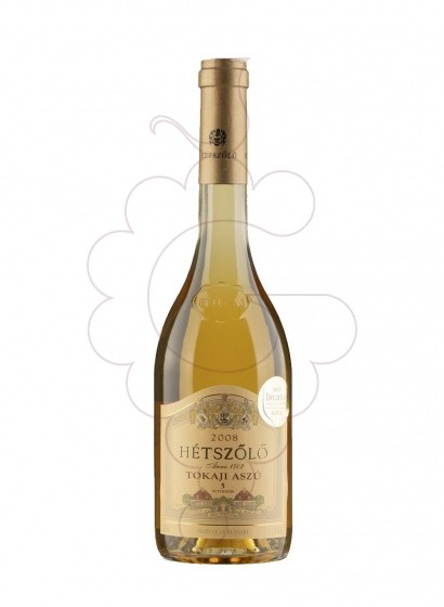 Photo Hetszolo Tokaji 5 Puttonyos fortified wine