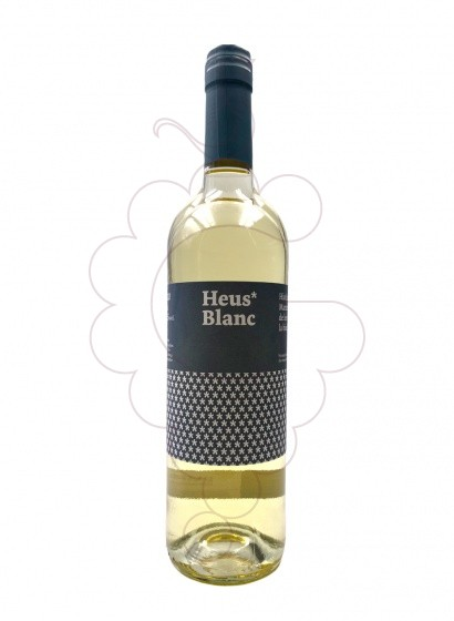 Photo Heus Blanc  white wine