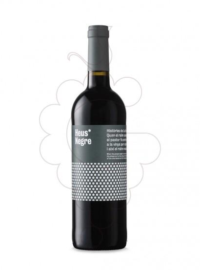 Photo Heus Negre red wine