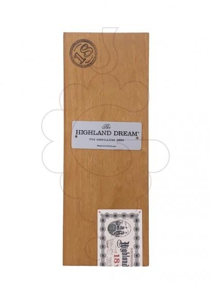 Photo Whisky Highland Dream 18 Years