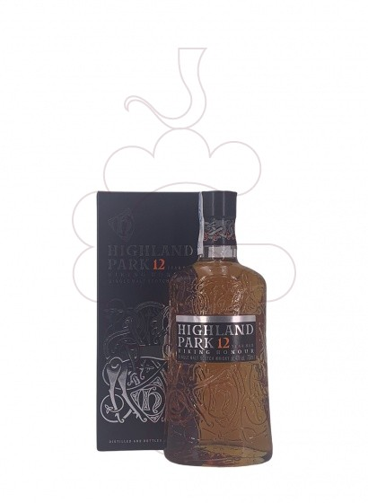 Photo Whisky Highland Park 12 Years