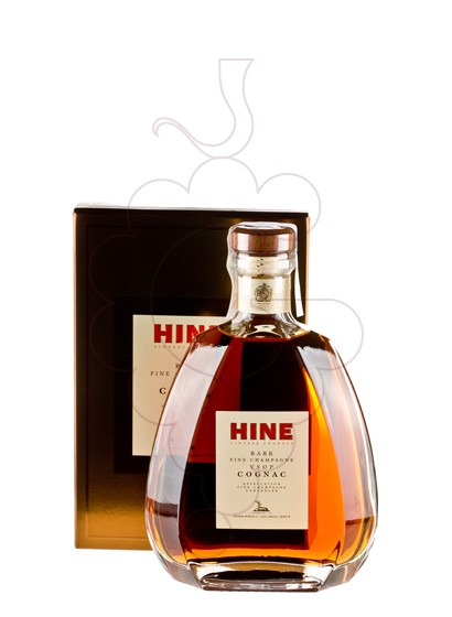 Photo Cognac Hine Rare V.S.O.P.