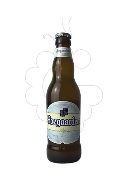 Photo Beer Hoegaarden bierre