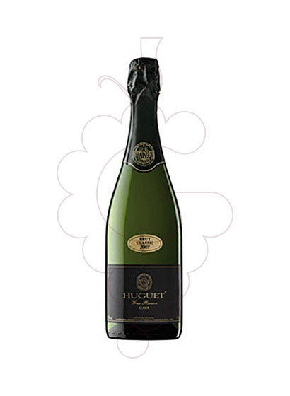 Photo Huguet Brut Classic sparkling wine