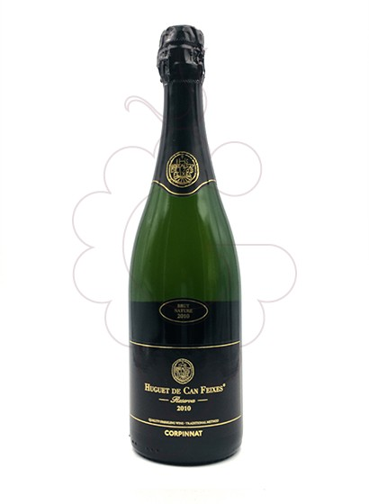 Photo Huguet Brut Nature sparkling wine