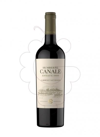 Photo Humberto Canale Estate Malbec red wine