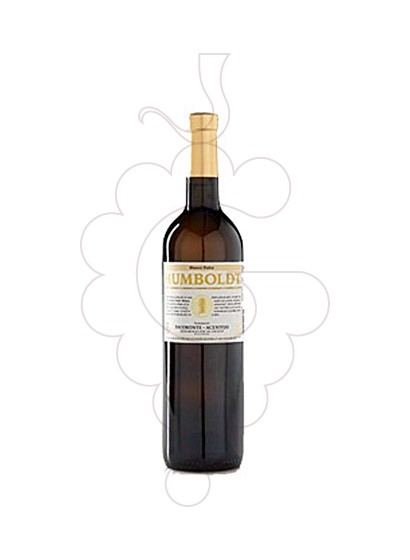 Photo Humboldt Blanc Dolç fortified wine