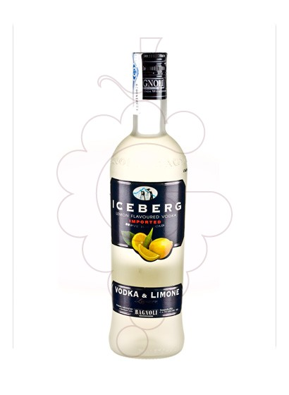 Photo Liqueur Iceberg Limone
