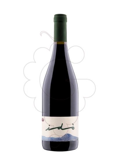 Photo La Gutina Idò red wine