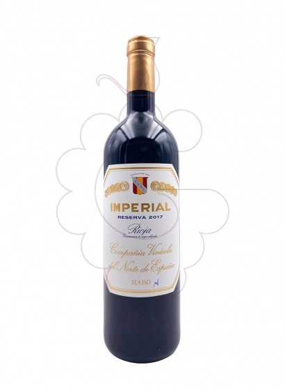 Photo Imperial Reserva red wine