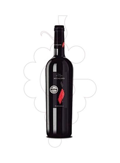 Photo Iniesta Hechicero Finca el Carril red wine