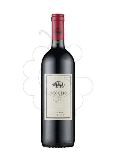 Photo Insoglio del Cinghiale red wine