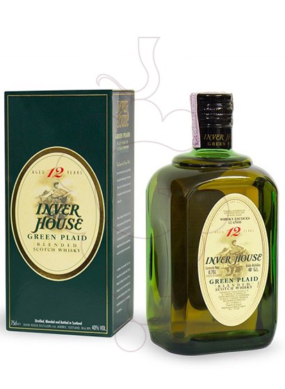 Photo Whisky Inver House 12 Years