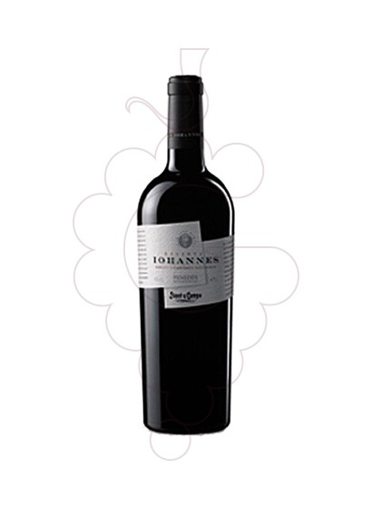 Photo Iohannes Reserva red wine
