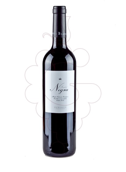 Photo Isabel Negra red wine