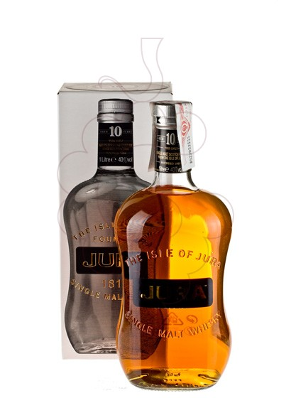 Photo Whisky Isle of Jura 10 Years