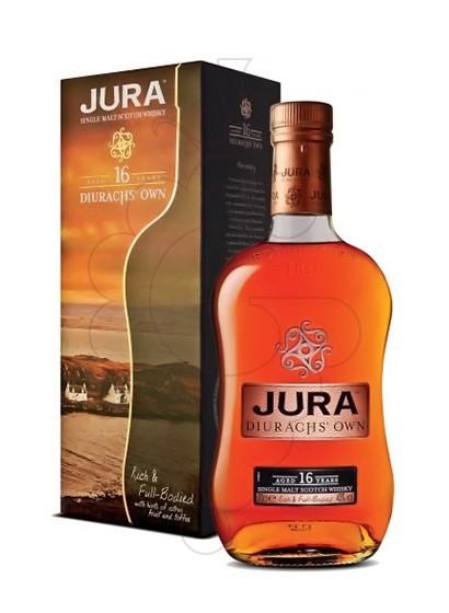 Photo Whisky Isle of Jura 16 Years
