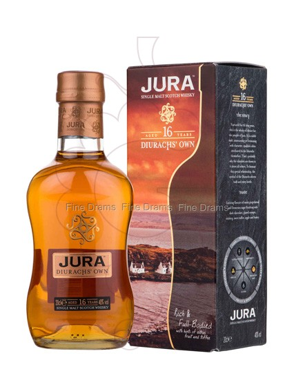 Photo Whisky Isle of Jura 16 Years