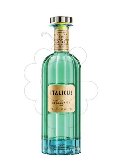 Photo Aperitif wine Italicus Rosolio di Bergamotto