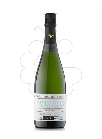 Photo Bertha Ivette Brut Reserva sparkling wine