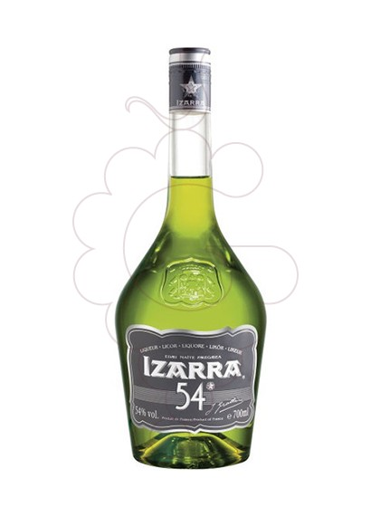 Photo Liqueur Izarra 54