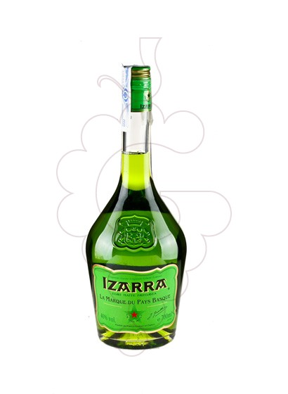Photo Liqueur Izarra Verd