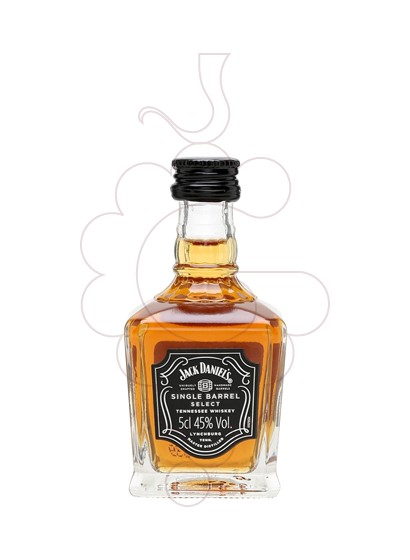 Photo Whisky Jack Daniels Single Barrel (mini)