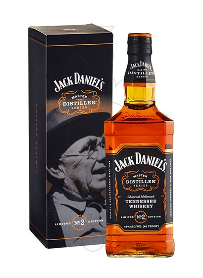 Photo Whisky Jack Daniels Master Distiller Nº2