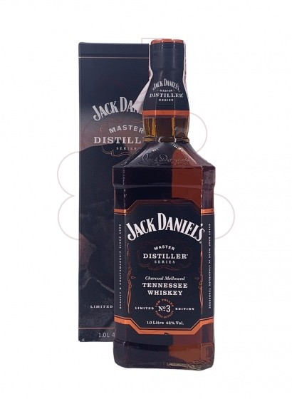 Photo Whisky Jack Daniels Master Distiller Nº3