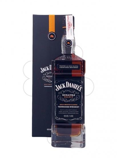 Photo Whisky Jack Daniels Sinatra