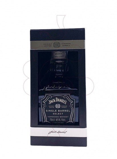 Photo Whisky Jack Daniels Single Barrel