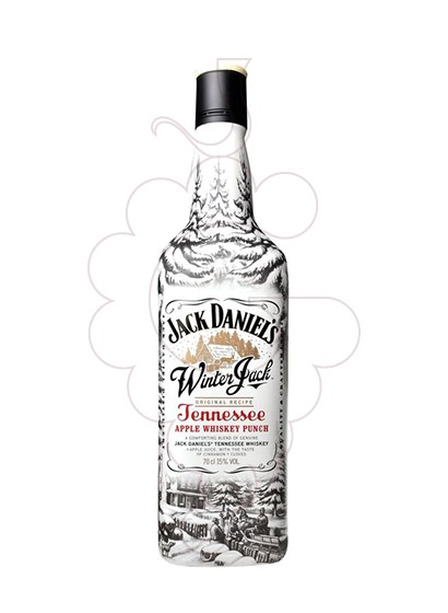 Photo Liqueur Jack Daniels Winter Jack Apple Punch